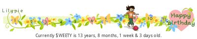 Lilypie Kids Birthday (0GVM)
