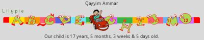 Lilypie Kids Birthday (4p9M)