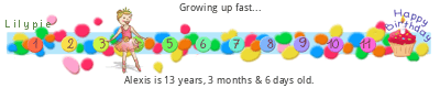 Lilypie Kids Birthday (6o2W)