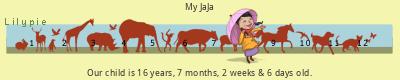 Lilypie Kids Birthday (8WO1)