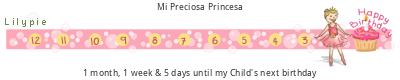 Lilypie Kids Birthday (Nyt8)