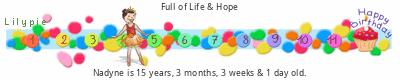 Lilypie Kids Birthday (TLtj)