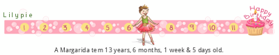 Lilypie Kids Birthday (a22a)