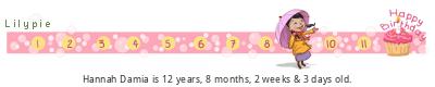 Lilypie Kids Birthday (cSQz)