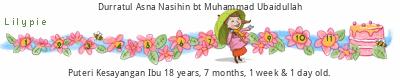 Lilypie Kids Birthday (dZoA)