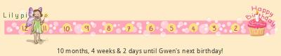 Lilypie Kids Birthday (j64O)