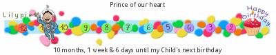 Lilypie Kids Birthday (osHY)