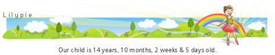 Lilypie Kids Birthday (rQSG)
